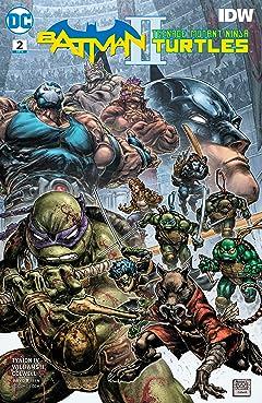 Batman/Teenage Mutant Ninja Turtles II (2017-) #2