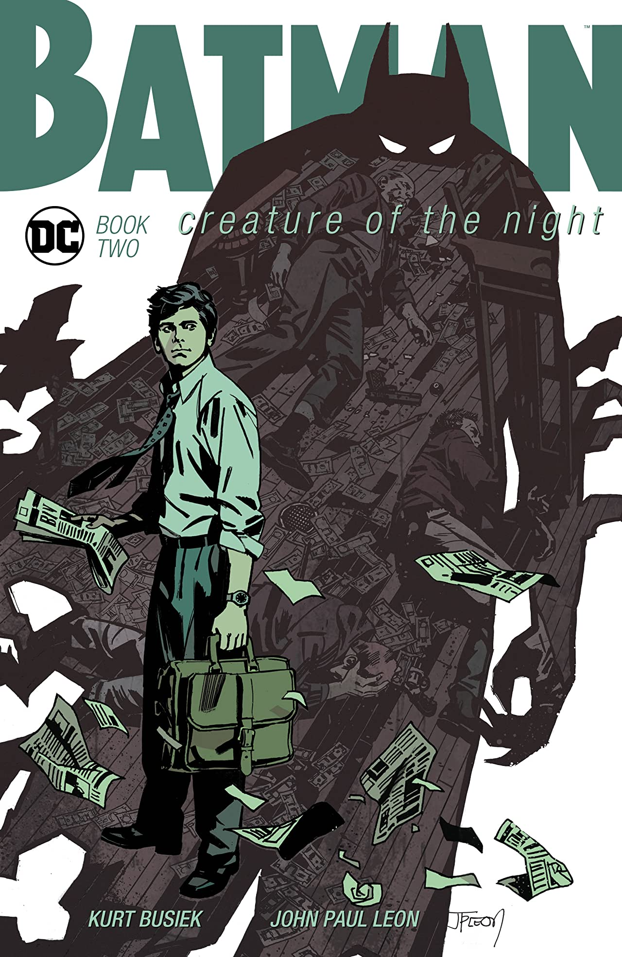 Batman: Creature of the Night (2017-) #2