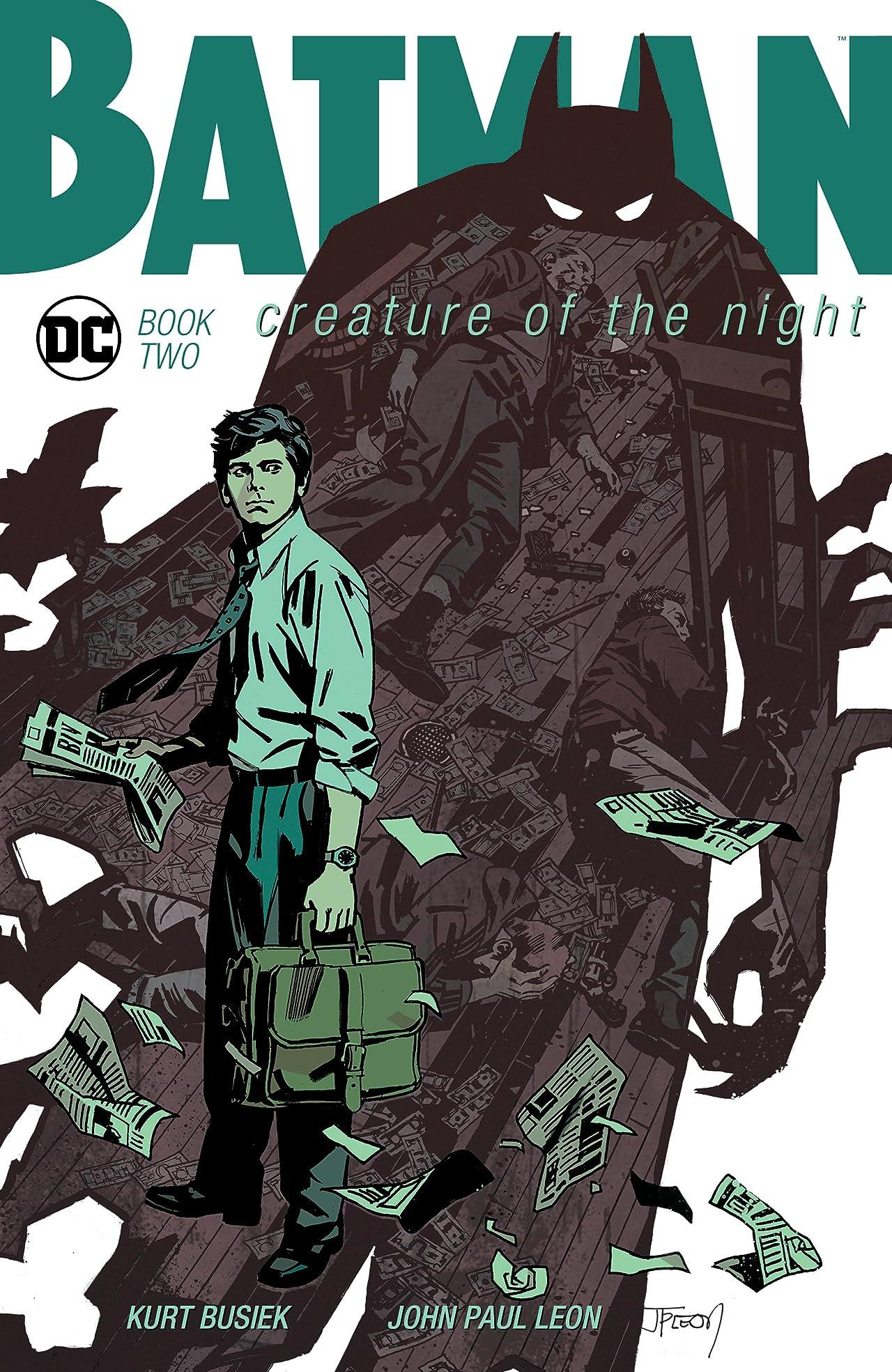 Batman: Creature of the Night (2017-) #2