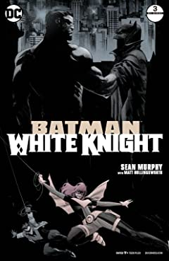 Batman: White Knight (2017-) #3