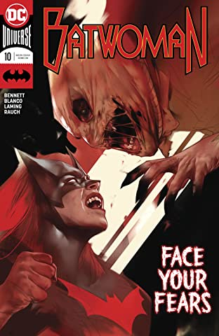 Batwoman (2017-) #10