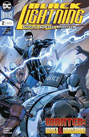 Black Lightning: Cold Dead Hands (2017-2018) #2