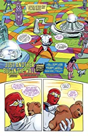 Bug! The Adventures of Forager (2017-) #6