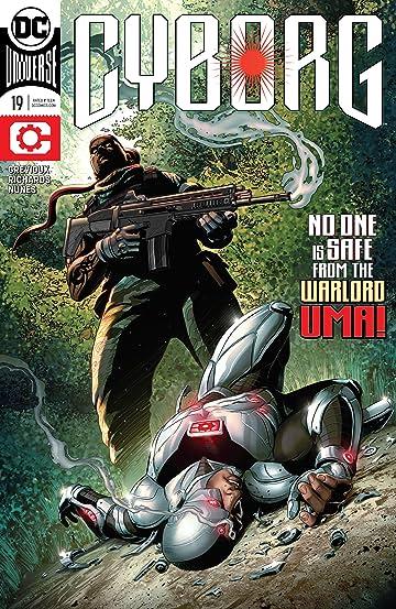 Cyborg (2016-) #19