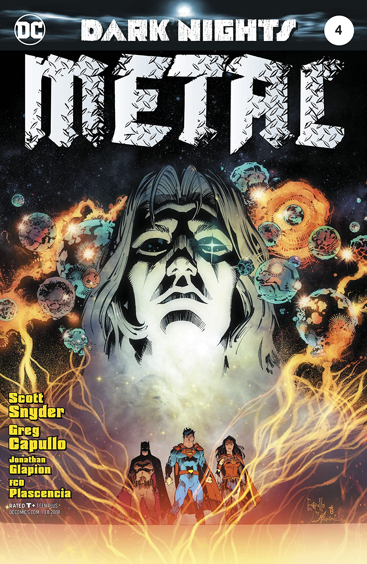 Dark Nights: Metal (2017-) #4