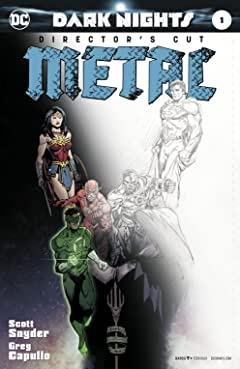 Dark Nights: Metal (2017-2018) Director's Cut No.1