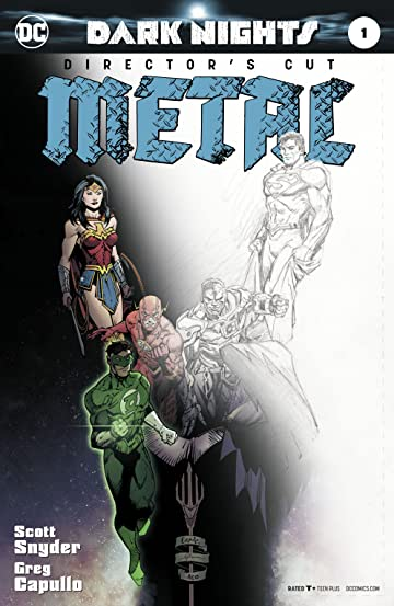 Dark Nights: Metal (2017-) Director's Cut #1