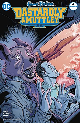 Dastardly & Muttley (2017-) No.4