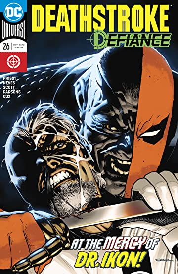 Deathstroke (2016-) No.26