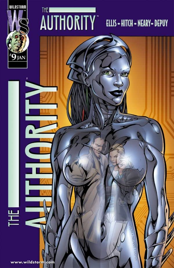 The Authority (1999-2002) #9