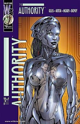 The Authority (1999-2002) #9