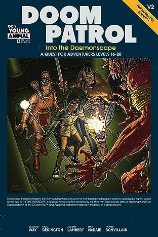 Doom Patrol (2016-) #12