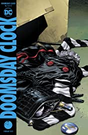 Doomsday Clock (2017-) #2