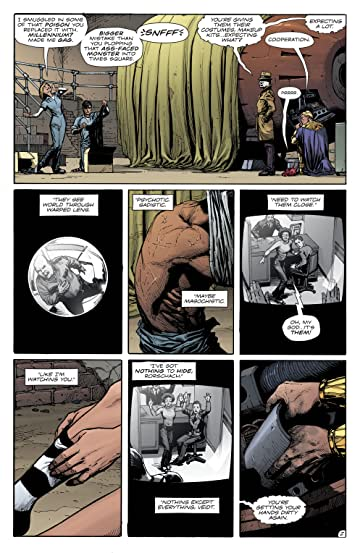 Doomsday Clock 2017 2 Comics By Comixology