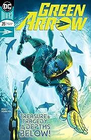 Green Arrow (2016-2019) #35