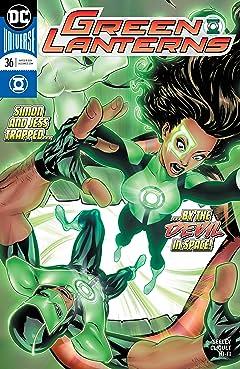 Green Lanterns (2016-) #36