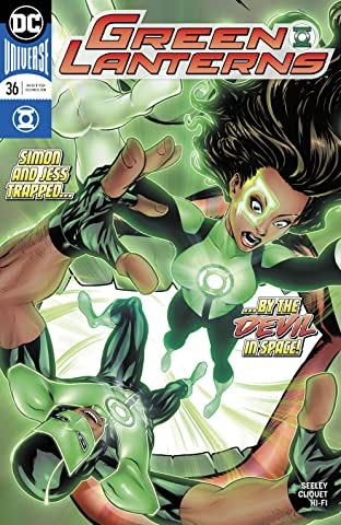 Green Lanterns (2016-) No.36
