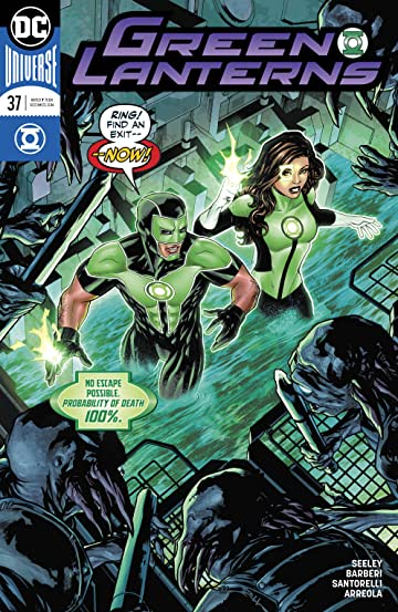 Green Lanterns (2016-) No.37