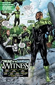 Hal Jordan and The Green Lantern Corps (2016-) #34