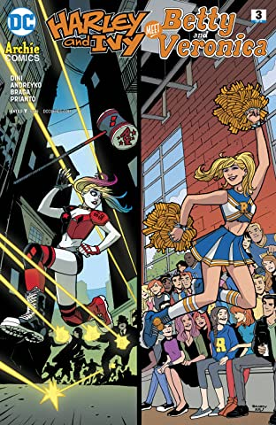Harley & Ivy Meet Betty and Veronica (2017-2018) #3