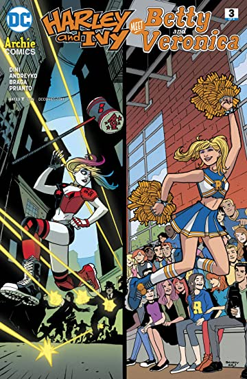 Harley & Ivy Meet Betty and Veronica (2017-) No.3