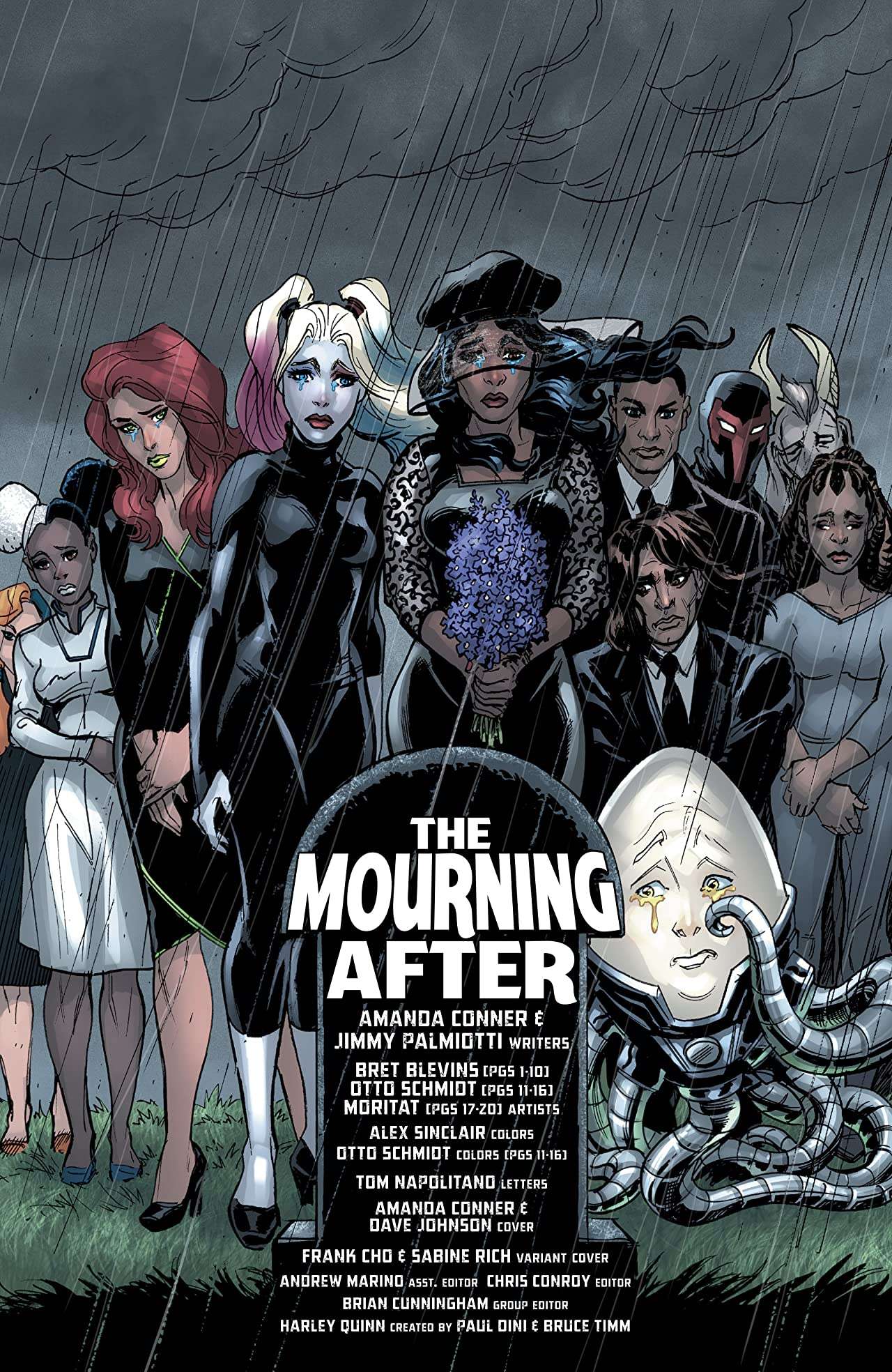 Harley Quinn (2016-) #33