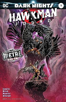 Hawkman: Found (2017) #1