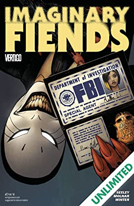 Imaginary Fiends (2017-2018) #2