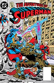 Adventures of Superman (1986-2006) #466