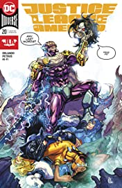 Justice League of America (2017-) #20