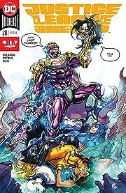 Justice League of America (2017-2018) #20
