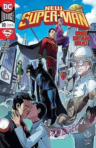 New Super-Man (2016-2018) No.18