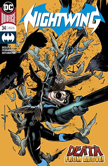 Nightwing (2016-) No.34
