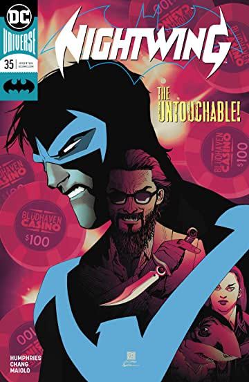 Nightwing (2016-) No.35