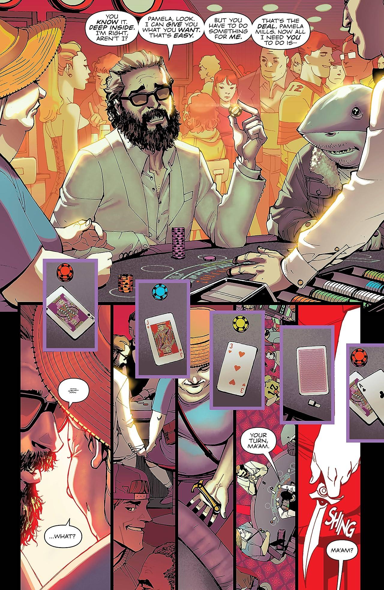 Nightwing (2016-) #35