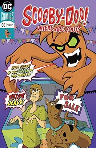 Scooby-Doo, Where Are You? (2010-) #88