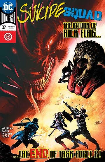 Suicide Squad (2016-) #32