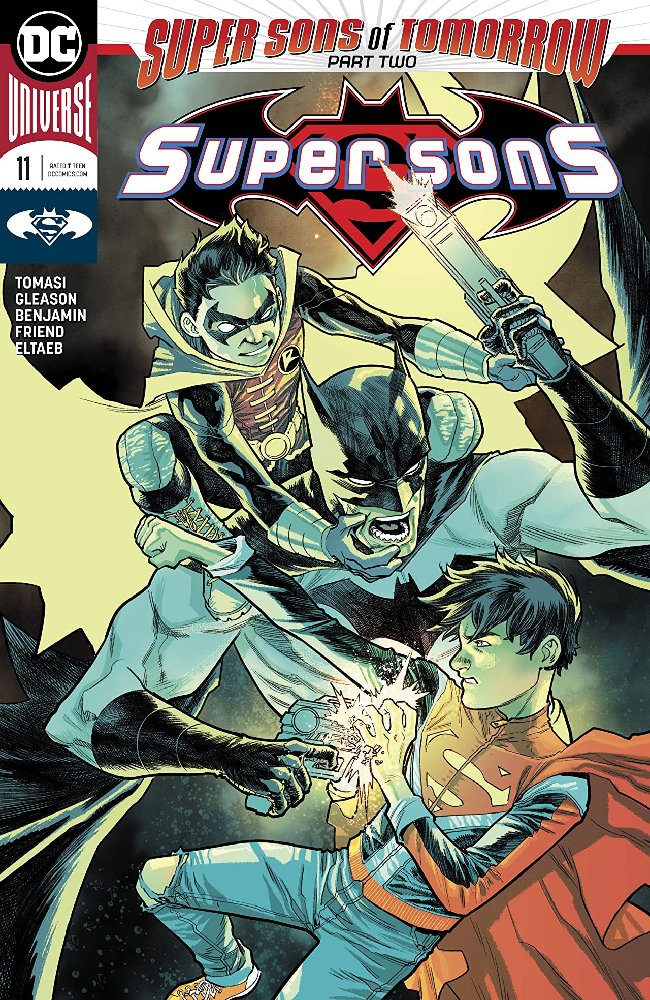 Super Sons (2017-) #11