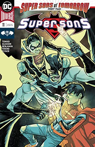 Super Sons (2017-2018) #11