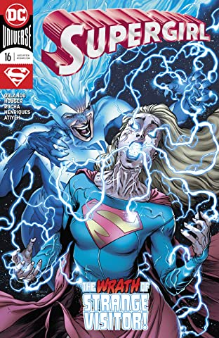 Supergirl (2016-) No.16