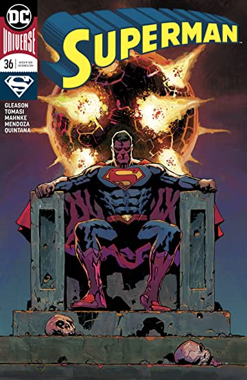 Superman (2016-) No.36
