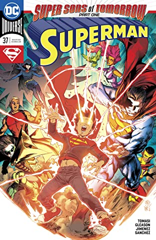 Superman (2016-) No.37