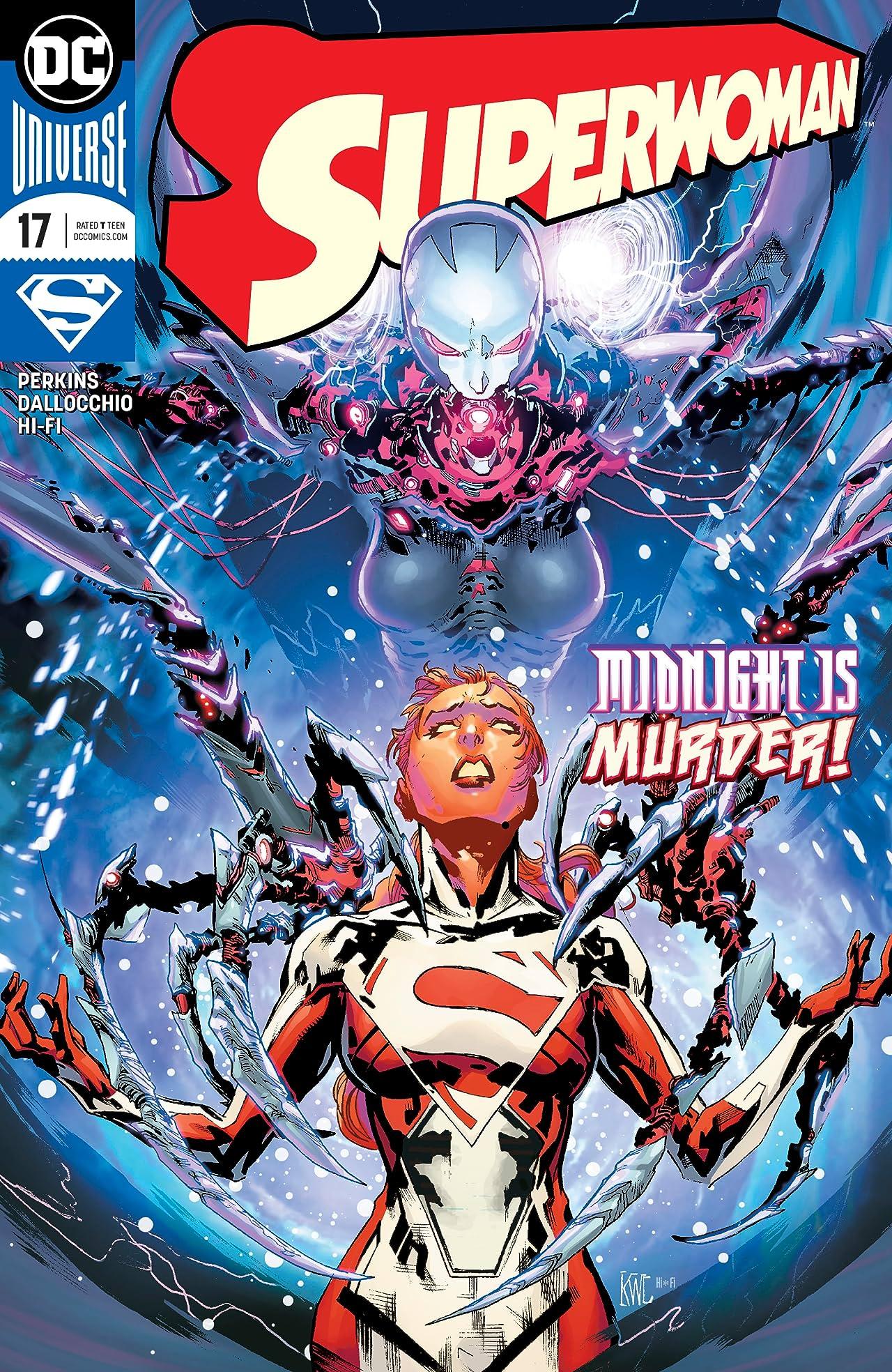 Superwoman (2016-) #17
