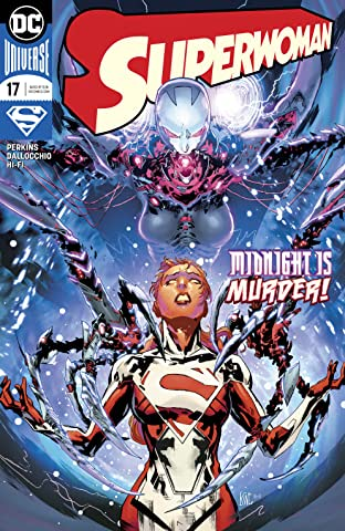 Superwoman (2016-) #17