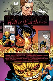 The Demon: Hell is Earth (2017-2018) #2