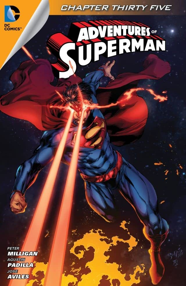 Adventures of Superman (2013-2014) #35