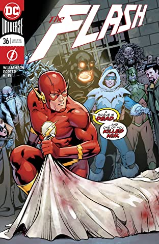 The Flash vol. 5 (2016-2018) 594781._SX312_QL80_TTD_