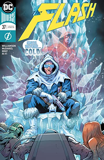 The Flash (2016-) No.37