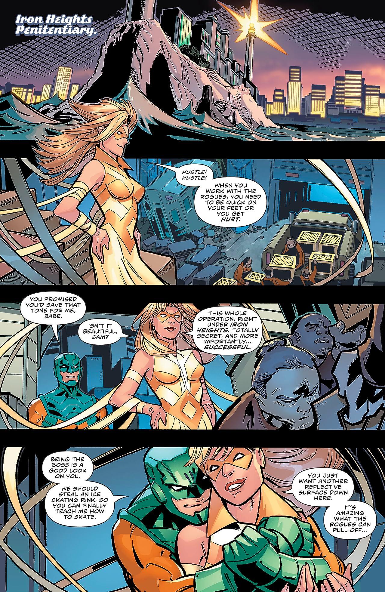 The Flash (2016-) #37
