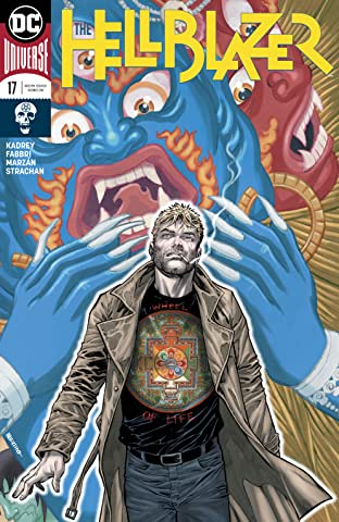 The Hellblazer (2016-) #17